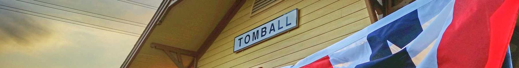 Tomball Railroad Depot