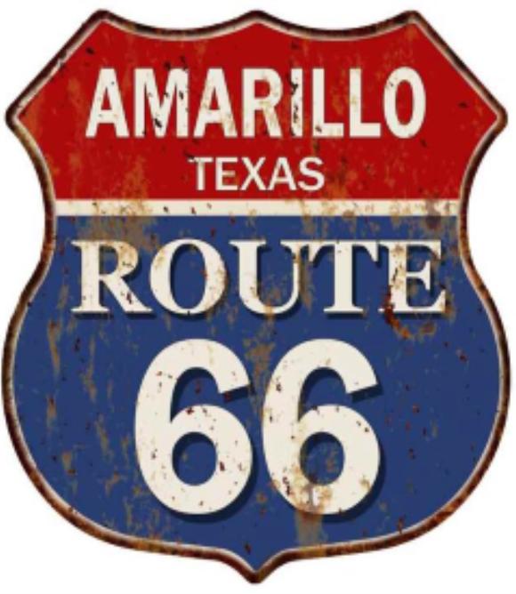 Amarillo Texas Route 66
